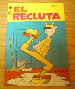 Recluta, El #14 FN; Editorial Lord Cochrane | save on shipping - details inside