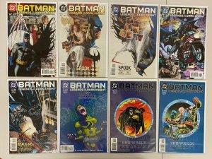 Batman Legends Dark Knight lot #102-198 all 31 different books 8.0 VF (1998-'06)