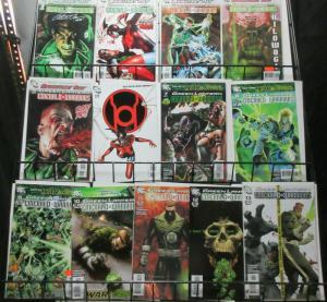 Green Lanterns Emerald Warriors (DC 2010) #1-13 Guy Gardner Brightest Day