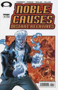 Noble Causes: Distant Relatives #4 VF/NM; Image | save on shipping - details ins