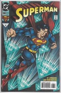 Superman   vol. 2   # 98 FN/VF