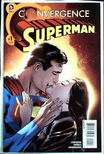 Convergence Superman #1 (2015)