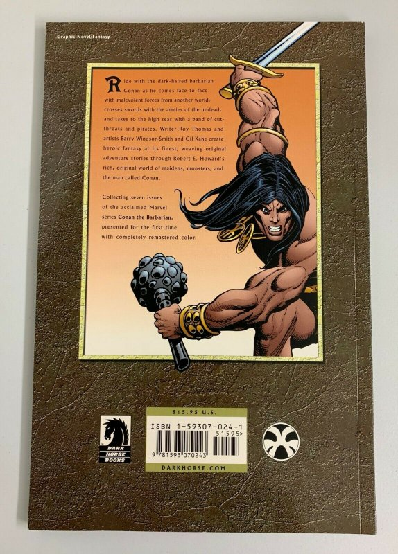 The Chronicles of Conan Vol. 3 The Monster of the Monoliths and Other Stories