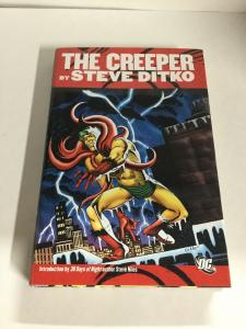 The Creeper By Steve Ditko Nm Near Mint DC Comics HC Hardcover TPB