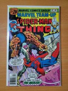 Marvel Team-Up #47 ~ NEAR MINT NM ~ 1976 Marvel Comics