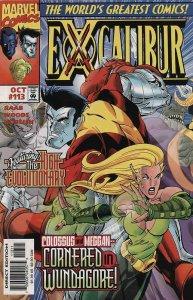 Excalibur #113 VF; Marvel   save on shipping - details inside