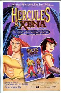 Xena Warrior Princess #1-1997-1st issue-overwhelming Good Girl Art-TV series-NM