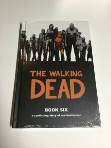 The Walking Dead Book 6 Nm Near Mint HC Hardcover Oversized Image Comics Sealed