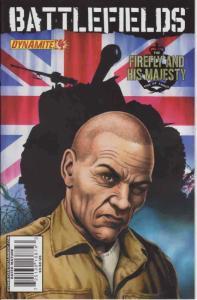 Battlefields #4 FN; Dynamite | save on shipping - details inside