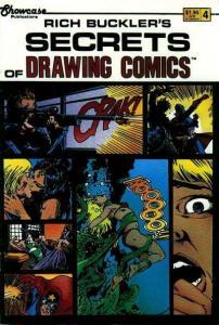 Secrets of Drawing Comics #4, NM- (Stock photo)