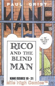KANE RICO & THE BLIND MAN PACK #1 Near Mint Comics Book