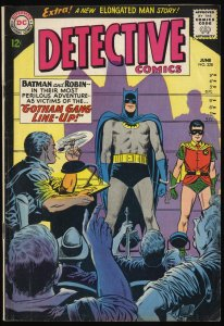 Detective Comics #328 VG/FN 5.0 White Pages Death of Alfred!