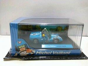 Coche/Diecast Car MICHEL VAILLANT: Modelo SPORT-PROTO, Escala 1:43 (Graton Ed...