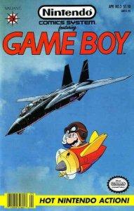Nintendo Comics System (2nd Series) #3 VF/NM; Valiant | save on shipping - detai