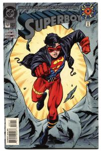 SUPERBOY #0-KEY ISSUE-First King-Shark-Arrow TV Show