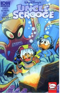 Uncle Scrooge 2 (Legacy 406)  Subscription Variant  9.0 (our highest grade)
