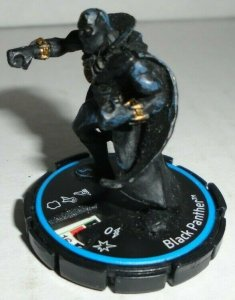 Black Panther 086 Experienced Marvel Heroclix Infinity Challenge