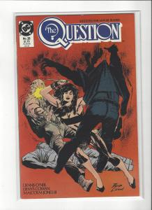 The Question #28 Mature Readers VF/NM Nice Copy