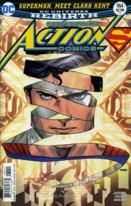 Action Comics #964 VF/NM; DC | save on shipping - details inside