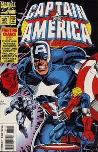 Captain America (1968 series) #425, NM- (Stock photo)