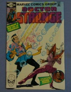 Doctor Dr. Strange Issue #48 Marvel Comic Book Autographed by Terry Austin VF/NM