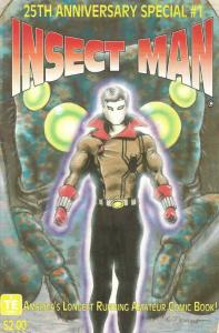 Insect Man's 25th Anniversary Special #1 VG; Entertainment   low grade comic - s