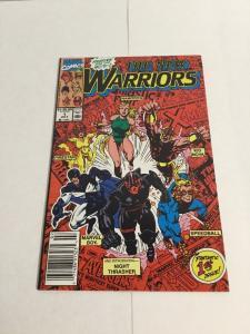 The New Warriors 1 Nm Near Mint (90)