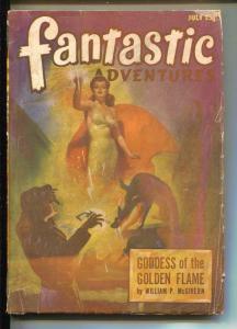 Fantastic Adventures-Pulp-7/1947-Richard Casey-Richard Casey