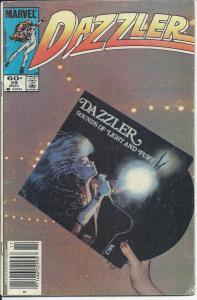 Dazzler #29 - Bronze Age - Nov, 1983 (VG+)
