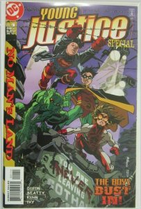 Young Justice #1- 8.0 VF - 1999