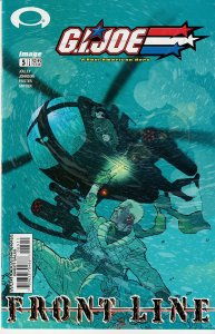 G.I. Joe  Frontline # 5,6,7,8,9,10 ICEBOUND Parts 1– 4 + Zartan's daughter !