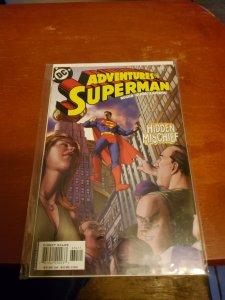 Adventures of Superman #634 (2005)