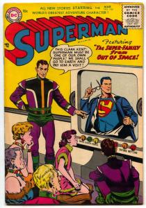 Superman #104 1956-DC Silver Age- FN-