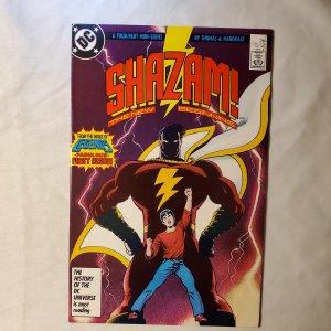 Shazam The New Beginning 1 Very Fine-