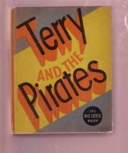 TERRY AND THE PIRATES MILTON CANIFF #1156 BLB 1935-1ST VF