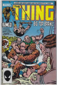 The Thing #26 (1985)