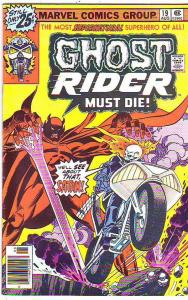 Ghost Rider, The #19 (Aug-76) NM Super-High-Grade Ghost Rider