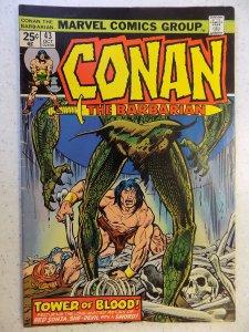 CONAN THE BARBARIAN # 43 (1974)