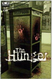 Hunger #2 (2005 v1) Speakeasy NM
