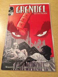 Grendel: Devil's Reign #4