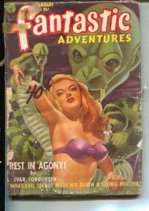 Fantastic Adventures-Pulp-1/1952-Ivor Jorgensen-Burt B. Liston