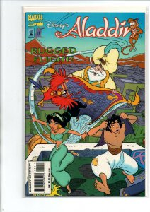 Disney's Aladdin #11 - Marvel - 1994 - Very Fine/Near Mint
