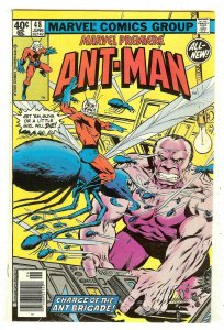 Marvel Premiere 48   2nd New Ant-Man