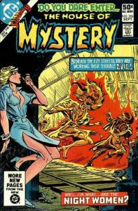 House of Mystery (1951 series) #296, VG+ (Stock photo)