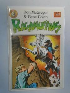 Ragamuffins #1 NM (1985)
