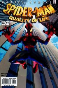 Spider-Man: Quality of Life #2, NM (Stock photo)