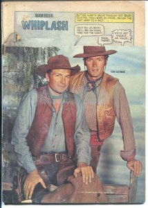 Rawhide-Four Color Comics #1202 1961-Dell-Clint Eastwood photo cover-P