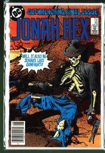 Jonah Hex #92 (1985)