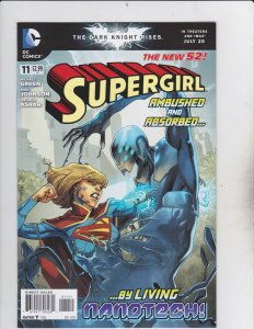 DC Comics! Supergirl! Issue 11!