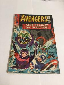 Avengers 27 Vg+ Very Good+ 4.5 Tape On Spine Marvel Comics Silver Age